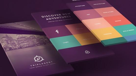 """""""Platt"""" design – den senaste trenden"""