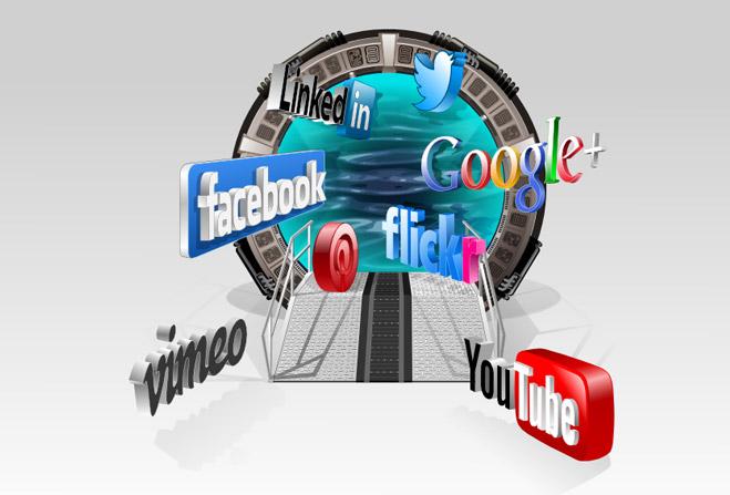 Hur använder du sociala medier?